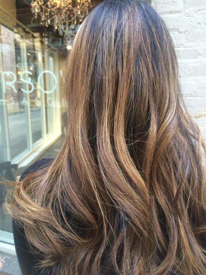Light Ash Brown Hair Caramel